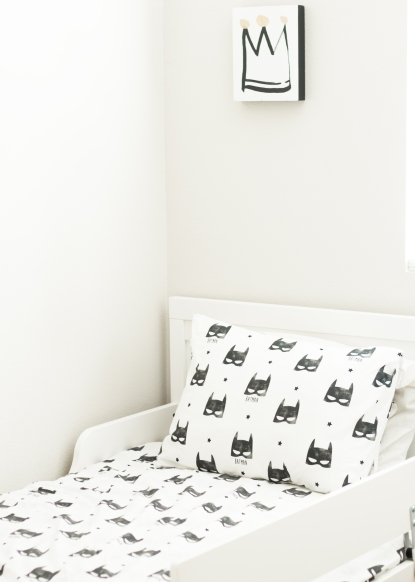 Batman sheets from H&M